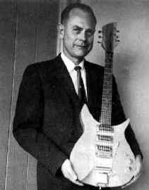 The Frying Pan Electric Guitar Solo